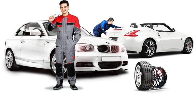 ремонт автомобиля в Череповце