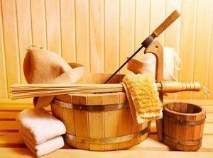 баня на дровах в туле