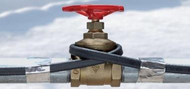 Электрообогрев водопровода и водостоков