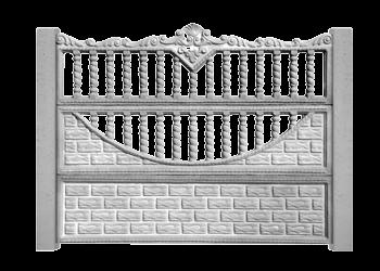 бетонный забор в Череповце