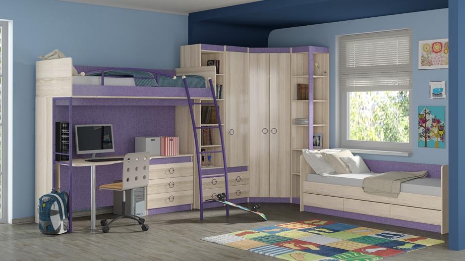 детскими спальнями в Череповце
