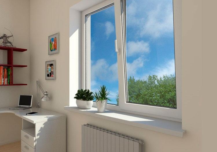 купить пластиковые окна в Нижневартовске