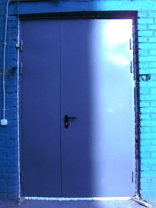 противопожарные двери купить в туле