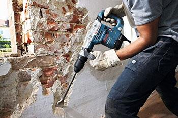 Подготовка к демонтажу стен