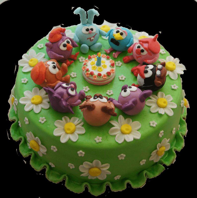 украшений тортов в Череповце