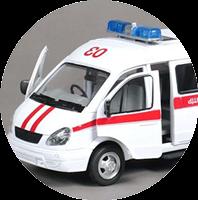 Медицинская перевозка лежачих больных по Вологодской области