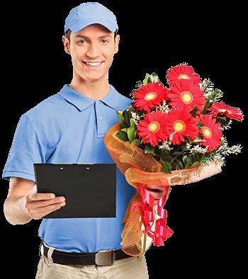 Цветы с доставкой на дом Череповец