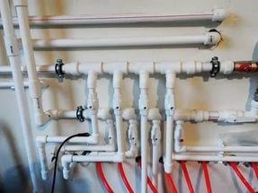 проектирование монтаж систем водоснабжения