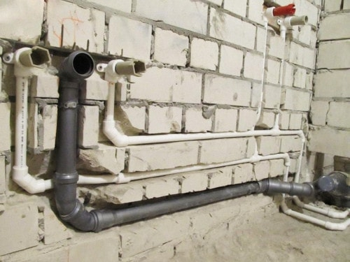 монтаж канализации в Красноярске