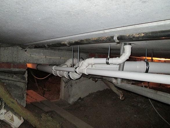 монтаж систем канализации в Красноярске