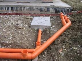 монтаж полипропиленовой канализации в Красноярске