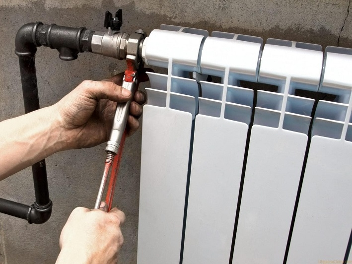 сантехнические работы отопление