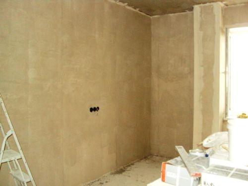 выравнивание стен красноярск