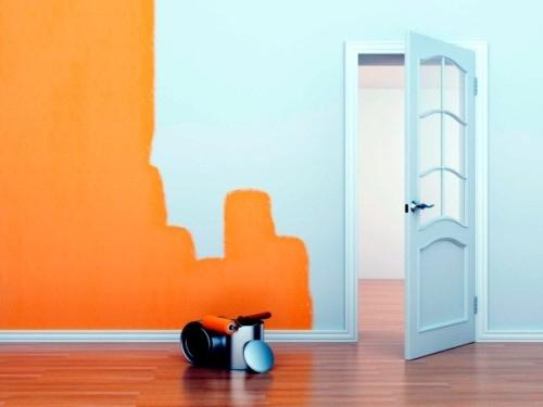 Покраска стен в квартире, прайс, цена