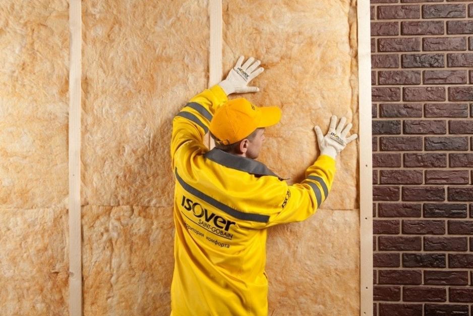 Устепление стен дома, кирпичные, каркасные и панельные стены, прайс, цена