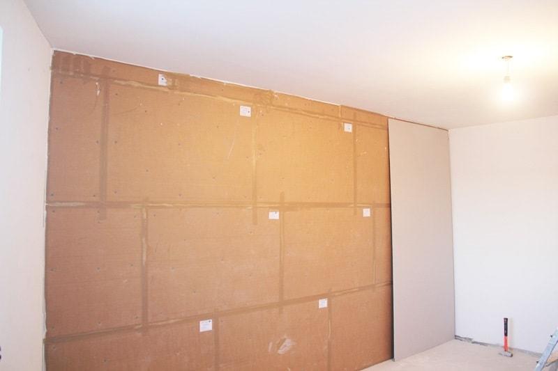 звукоизоляция стены в квартире в Красноярске