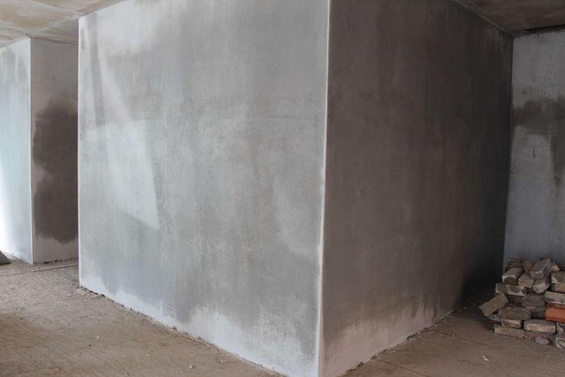 отделка стен штукатуркой в Красноярске
