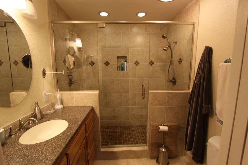 ремонт ванной комнаты и туалета в Красноярске
