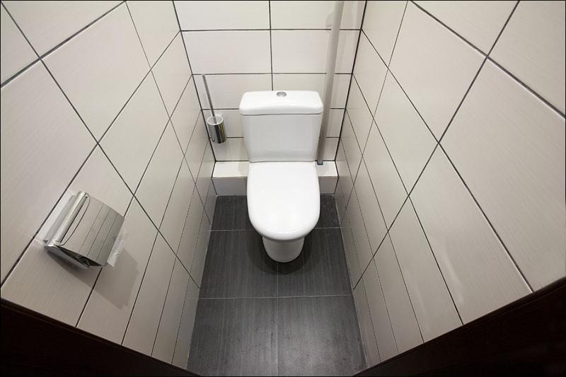 ремонт туалета под ключ стоимость в Красноярске