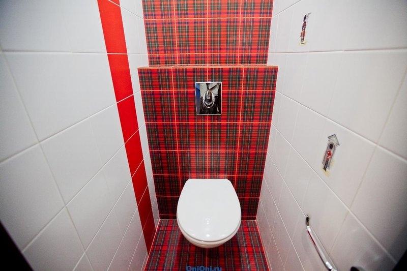 Ремонт туалета под ключ в Красноярске, купить, цена