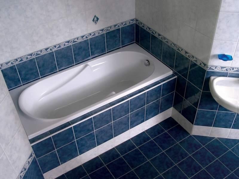 Установка ванны в Красноярске