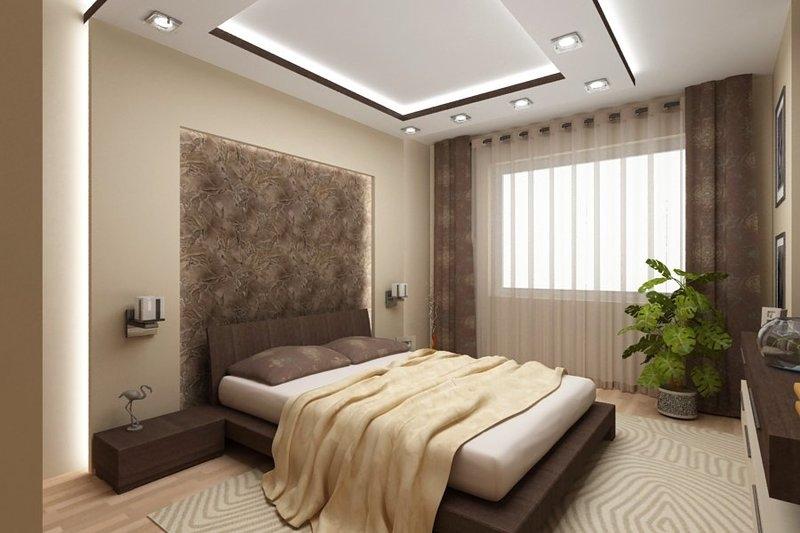дешевый ремонт спальни в Красноярске