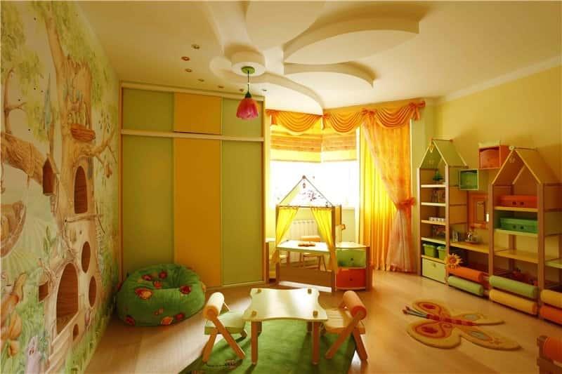 ремонт комнаты для девочки в Красноярске