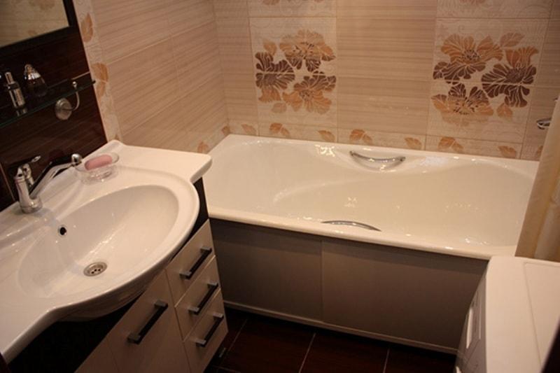 Ремонт ванной комнаты в Красноярске