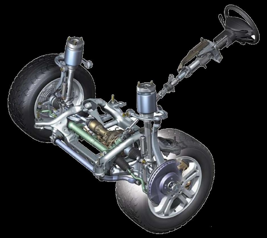 ремонте системы рулевого управления