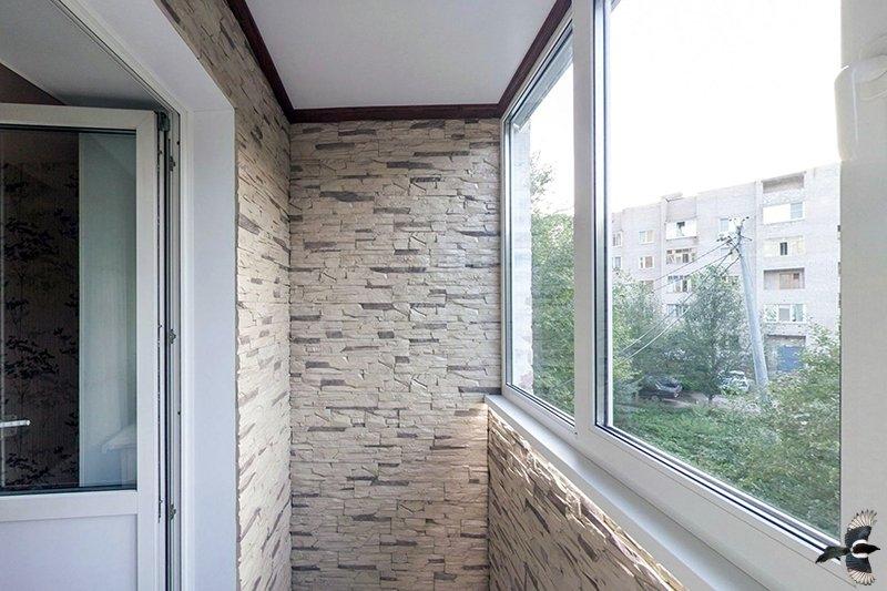 Утепление балконов в Красноярске по низким ценам