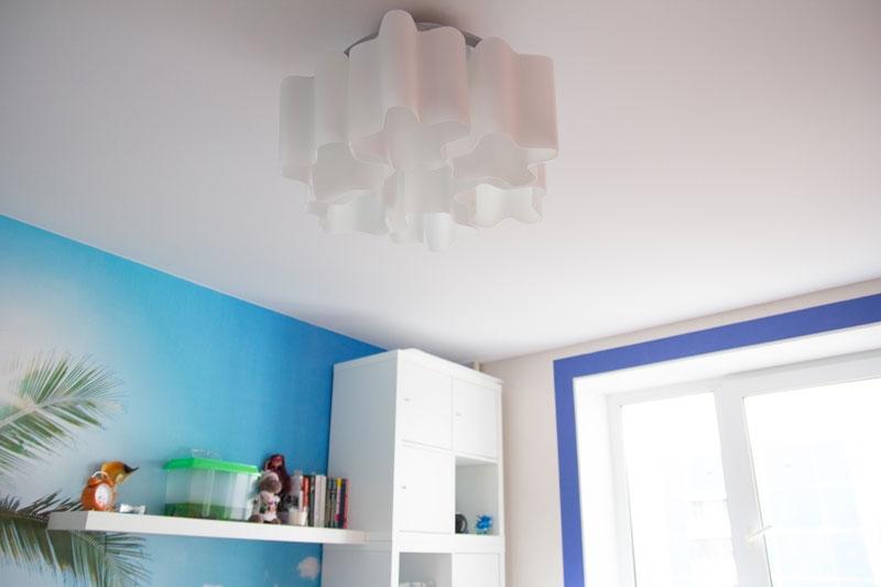 Тканевые натяжные потолки в Красноярске от производителя, заказать, купить, прайс