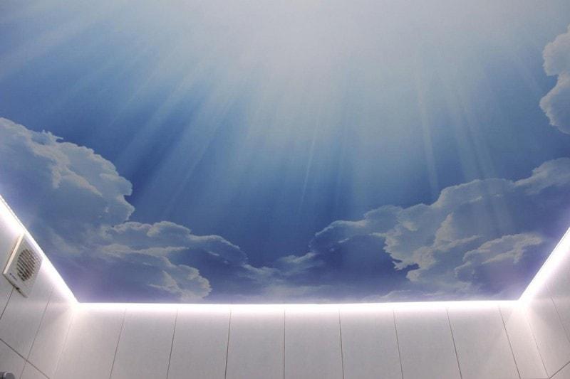 сколько стоит парящий натяжной потолок парящий натяжной потолок в Красноярске