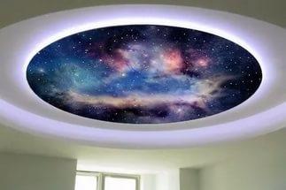 Звездное небо в Красноярске