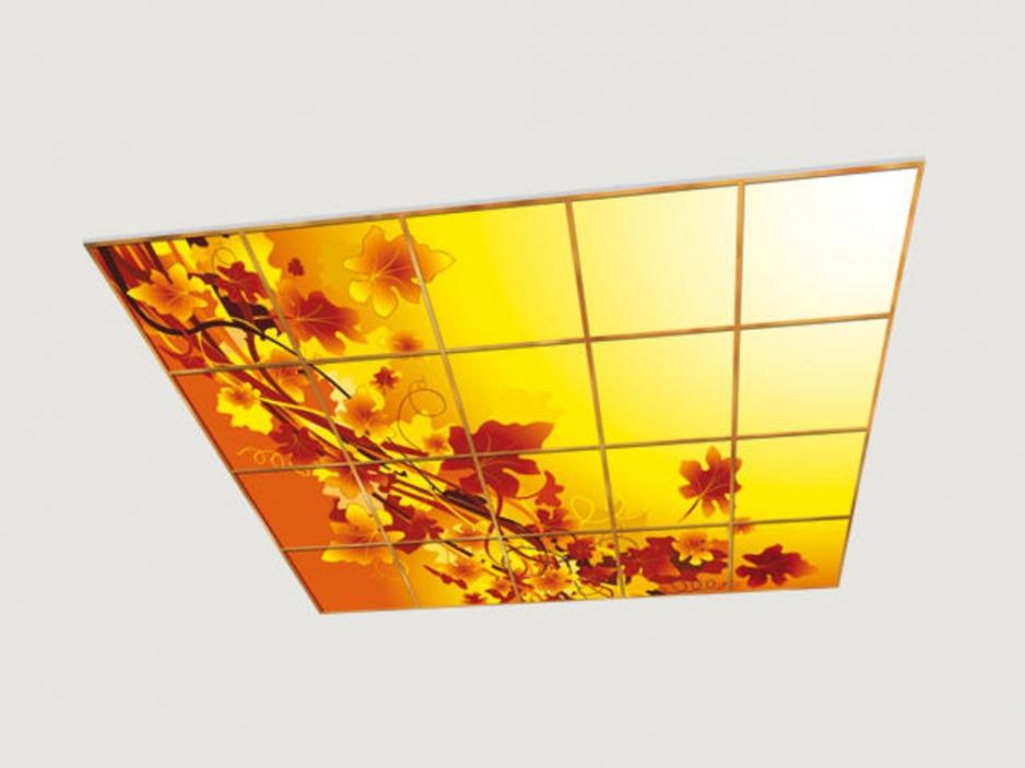 стеклянные потолки купить в туле