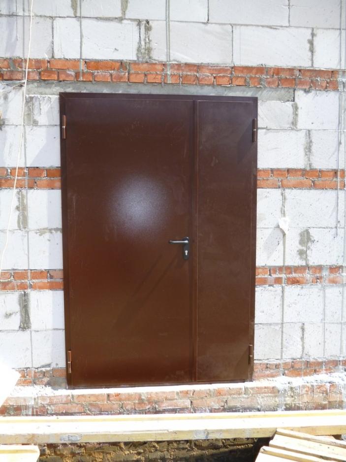 купить противопожарную дверь в туле