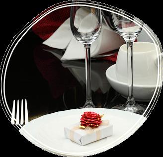 романтического ужина в Череповце