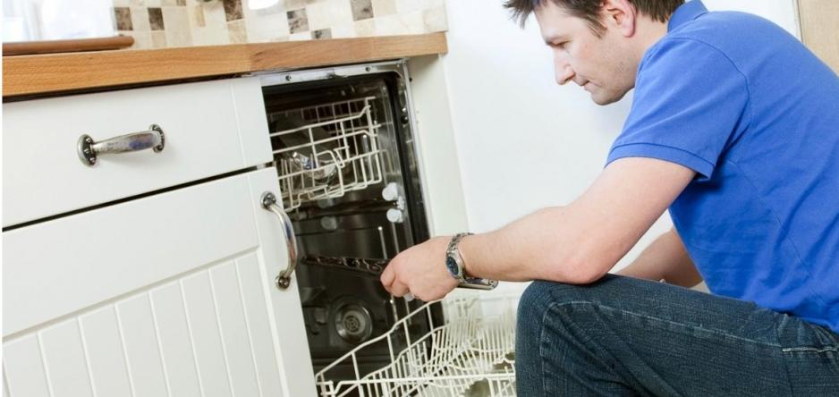 Подключение воды к посудомоечной машине