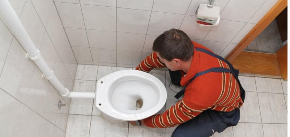 Ремонт унитаза в Красноярске