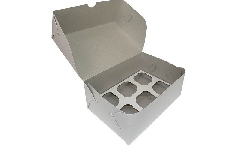 упаковка для капкейков