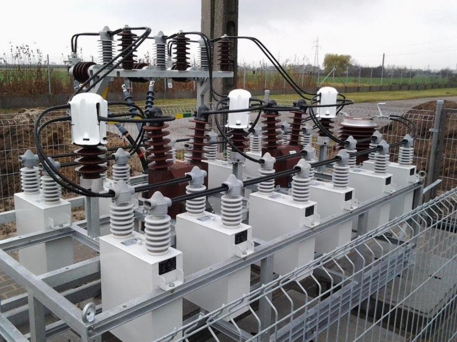 Монтаж высоковольтного оборудования
