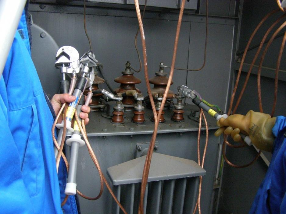 Монтаж высоковольтного оборудования - особенности процесса
