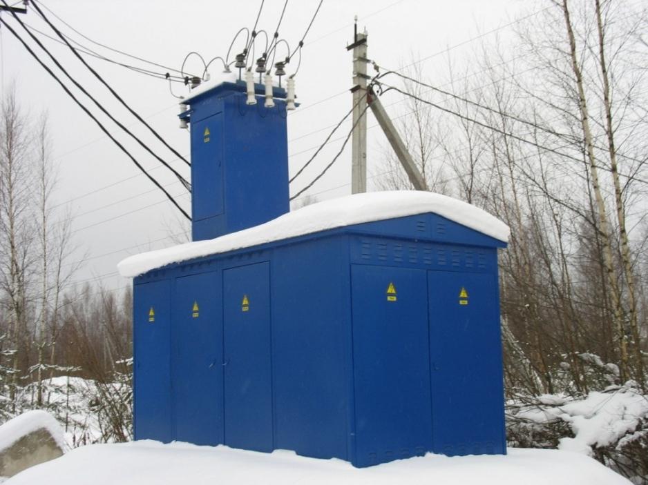 Обслуживание и ремонт подстанций