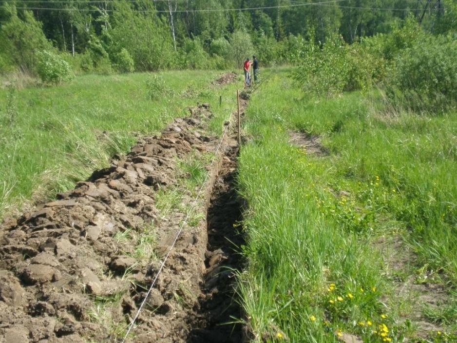 Что нужно для согласования земляных работ
