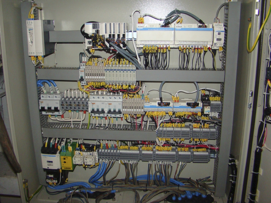 Электроснабжение промышленных предприятий