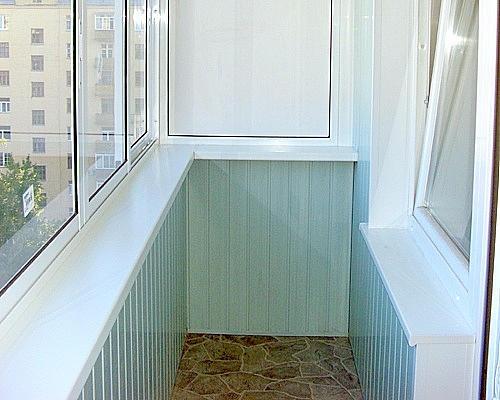 Балконы под ключ в туле - гарантия качества, низкие цены!.