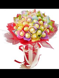 Букеты из конфет Череповец