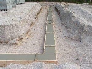 бетон для фундамента тула