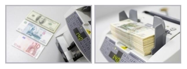 Счетчики банкнот серии PRO 85