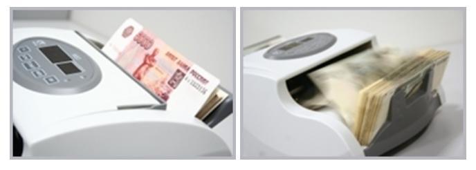 Счетчики банкнот серии PRO 40 Neo