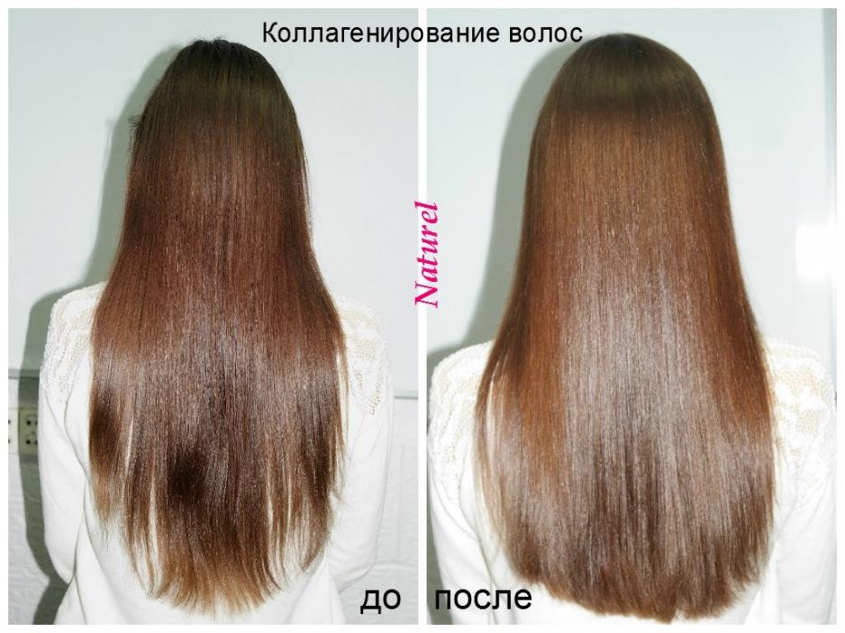 Коллагенирование волос что это